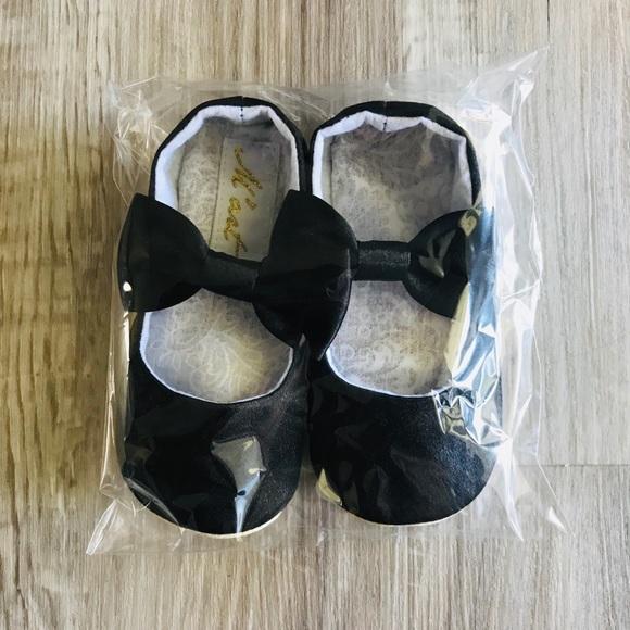 Shoes | Baby Girl Black Ballet | Poshmark